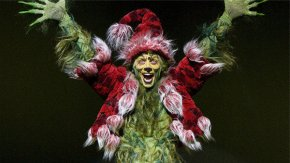 """Dr Seuss' How The Grinch Stole Christmas"" at The Old Globe, San Diego"